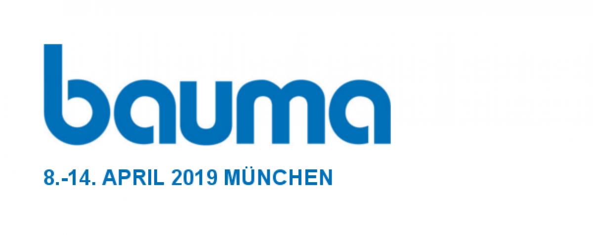Bauma 2019 - Munich
