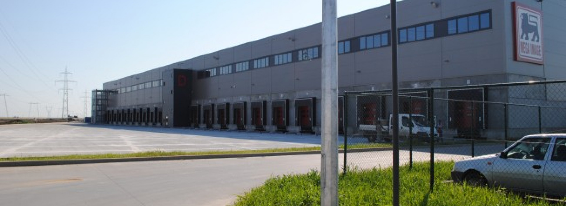 Mega Image Logistic Center